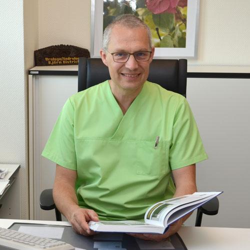 Urologe Björn Bistrick