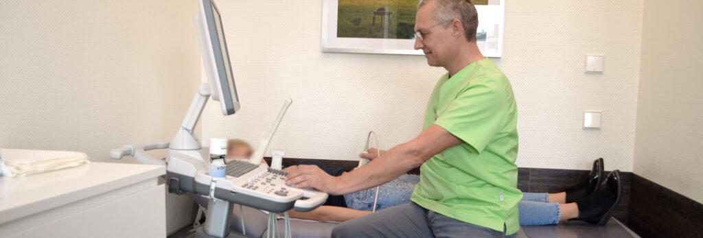 Urologe Bistrick - Leistungen